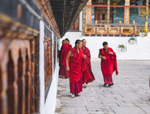 Tibetan Meditation & Planet Rock
