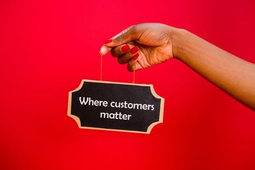 where customers matter